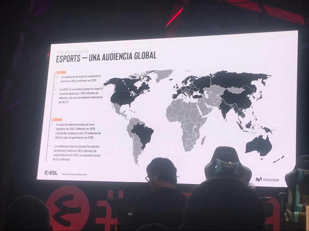 Éxito abrumador del Global Esports Summit 2019