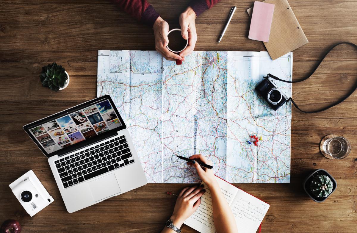 Use 8: Easier travel organisation