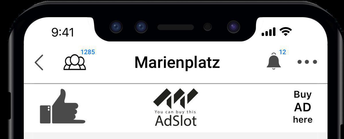 Get an AdSlot!