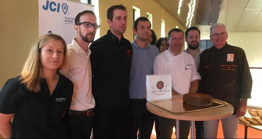 La Mandarelle, le nouvel emblème culinaire de la ville de Rodez (vidéo)