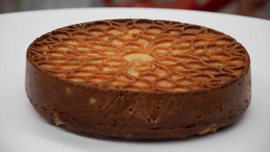 """Découvrez """"La Mandarelle"""", le gâteau qui souhaite devenir l'emblème de Rodez"""