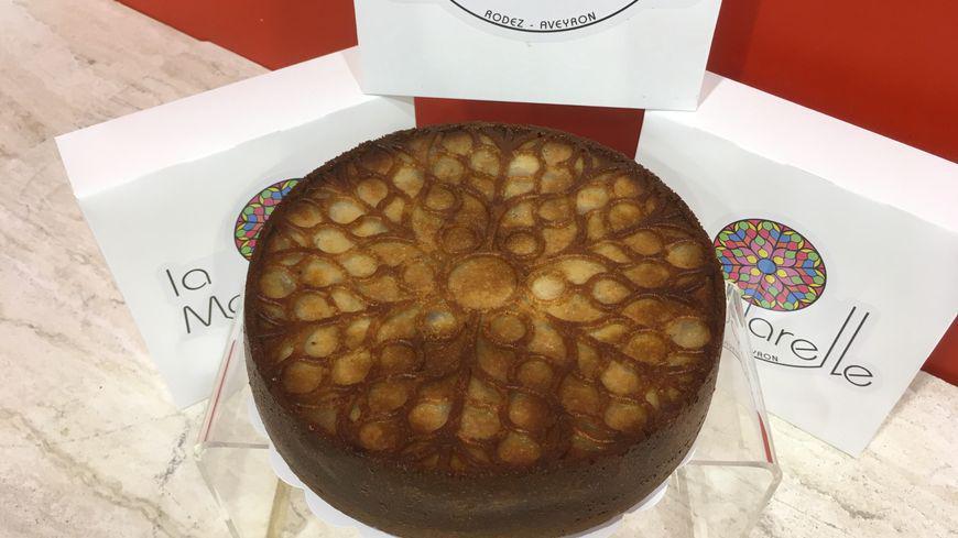 La Mandarelle : le gâteau qui se veut le nouvel emblème culinaire de Rodez en Aveyron
