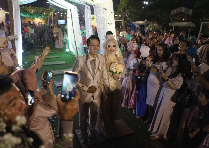 Ahza Wedding Photography