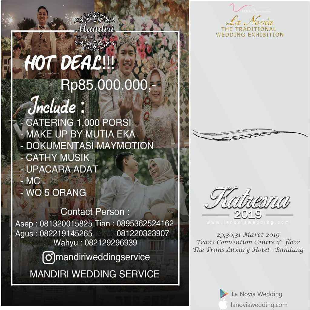 Mandiri Wedding Service