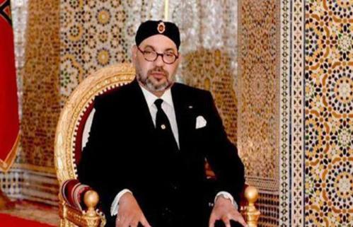 بلاغ للديوان الملكي - التواطؤات المحتملة لشركات المحروقات وتجمع النفطيين بالمغرب