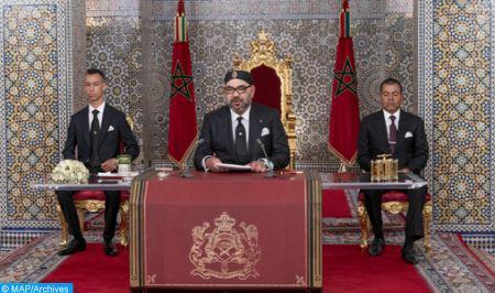 نص الخطاب الملكي بمناسبة عيد العرش