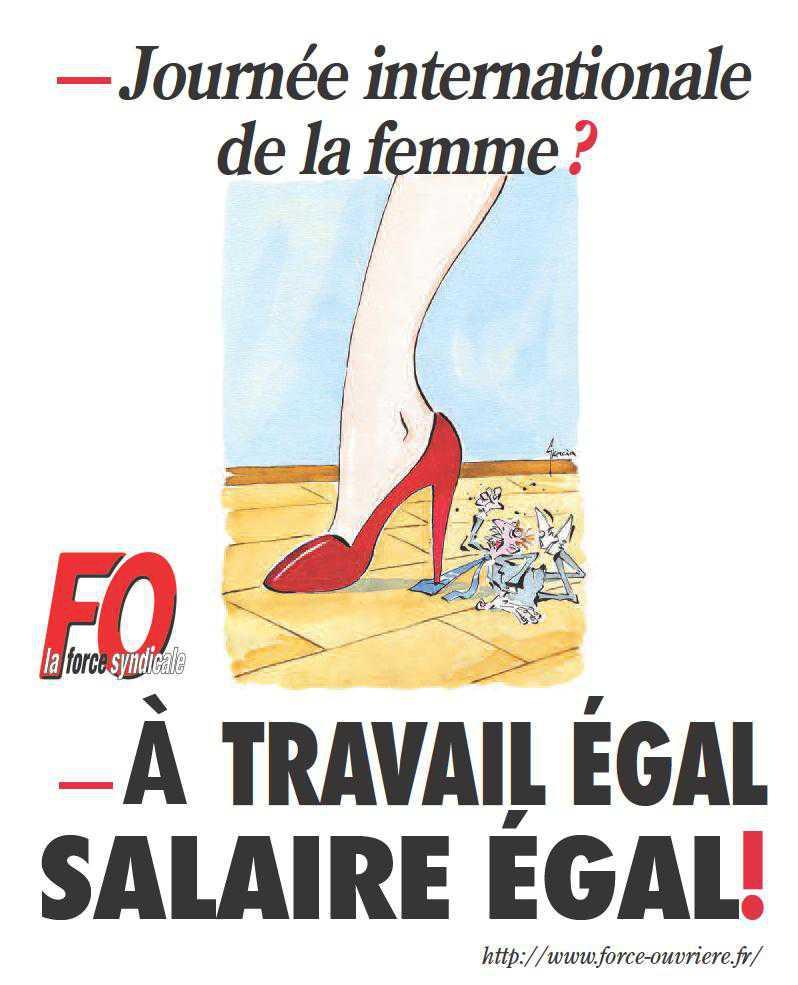 Droits des femmes !