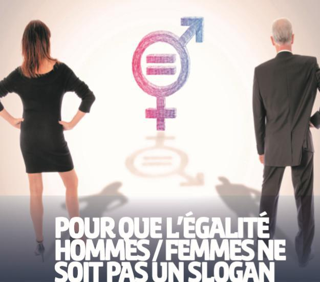 MARCHE VERS L'ÉGALITÉ PROFESSIONNELLE HOMMES-FEMMES