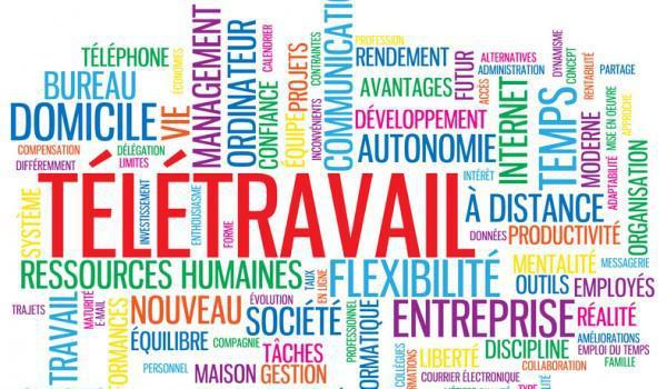 TELETRAVAIL, TRAVAIL A DISTANCE