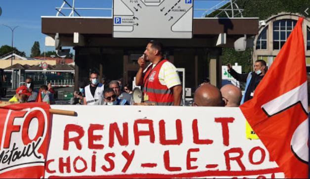 PLAN D'ECONOMIES RENAULT - CCSE du 29 Septembre 2020 – DECLARATION FO