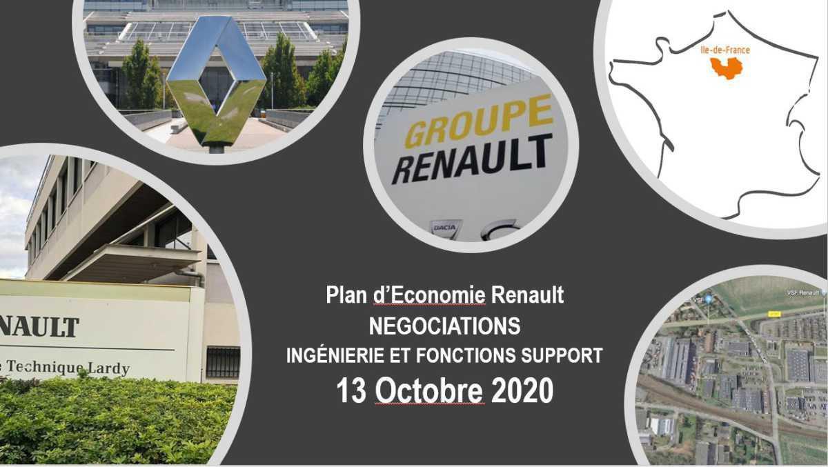 AU COEUR DES NEGOCIATIONS : Les salariés de l'Ingénierie et des Fonctions Support d'Ile-de-France