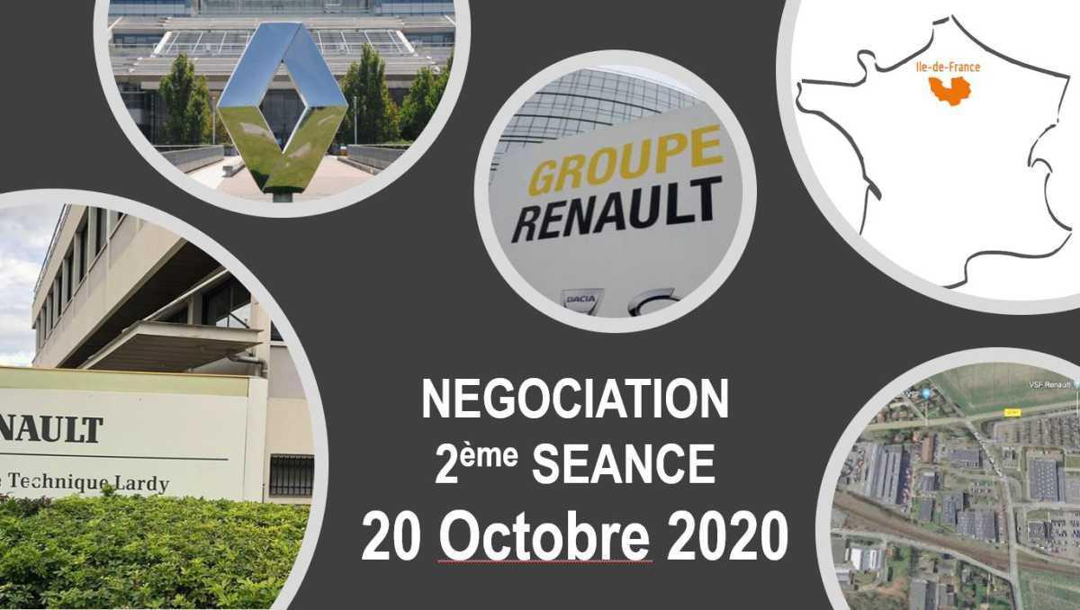 DEUXIEME SEANCE DE NEGOCIATION : Rupture Conventionnelle Collective (RCC)