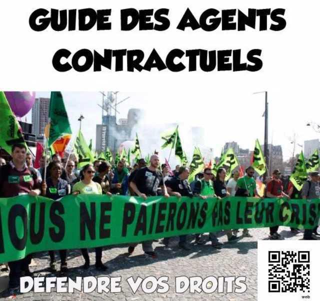 Guide des Agents Contractuels 2017