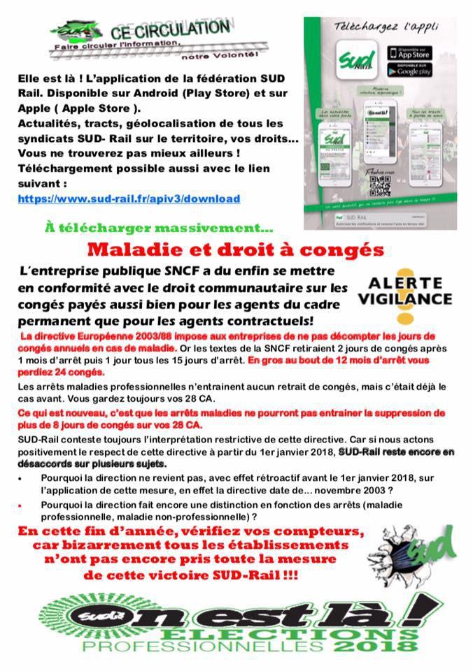 Compte Rendu CE Circulation