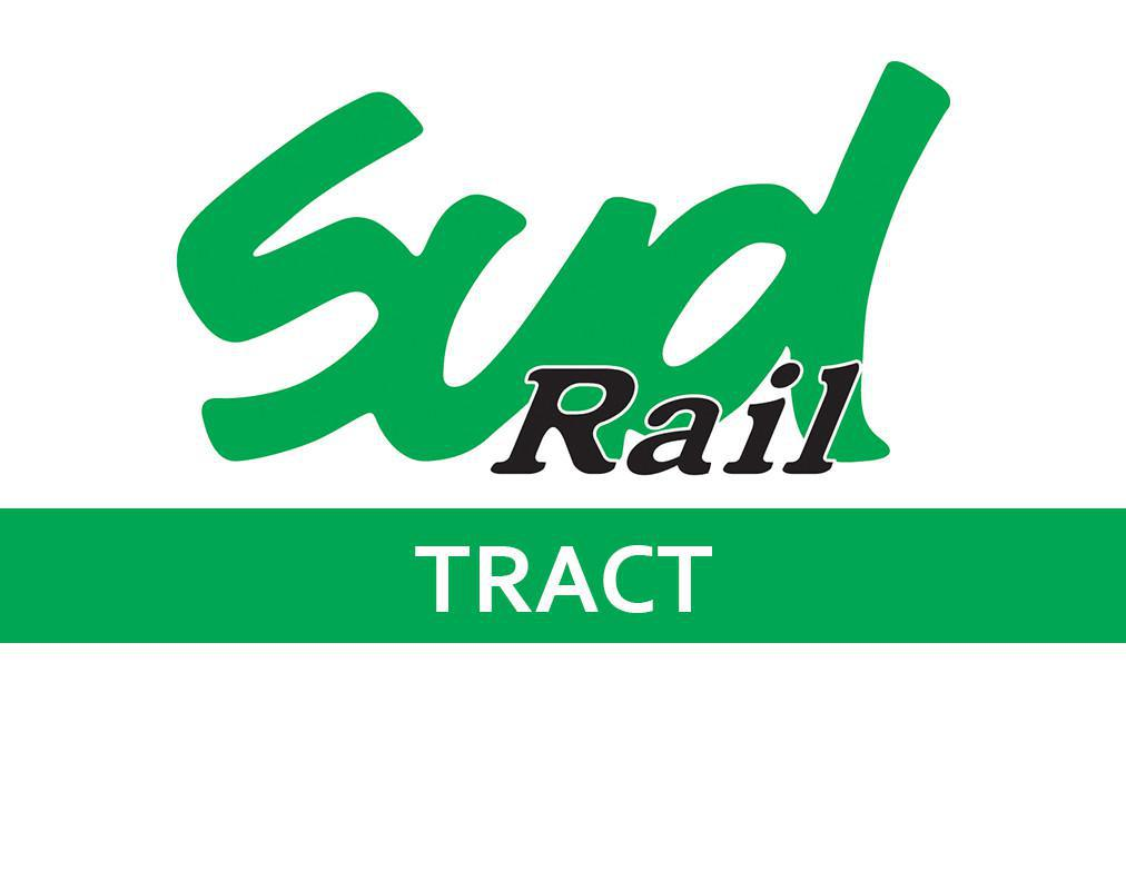 Élections Professionnelles Restauration Ferroviaire : forte progression du syndicat SUD Rail.