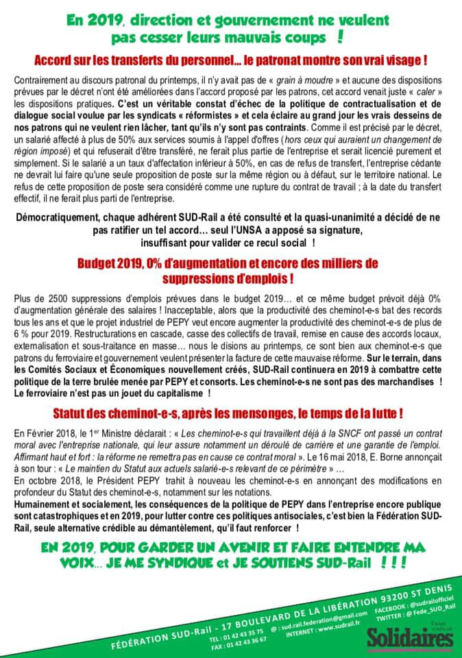 La Boucherie Pepy 2019, fossoyeur du Rail !