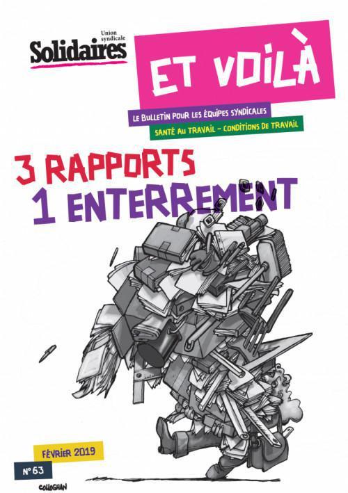 """""""Et voilà"""" n° 63 - Février 2019"""