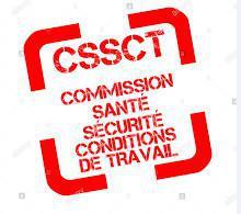 Commissions Santé, Sécurité et Conditions de Travail (CSSCT)