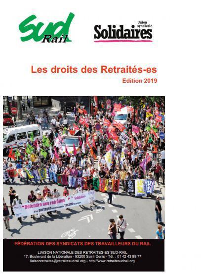 """Guide """" Droits des Retraités """""""