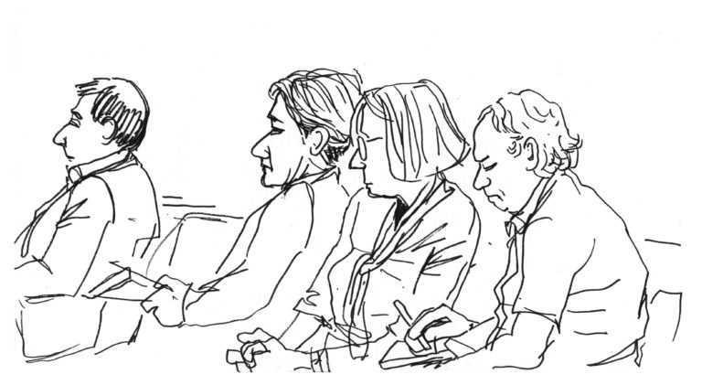 Jour 8 – Audrey Vernon va à son premier procès