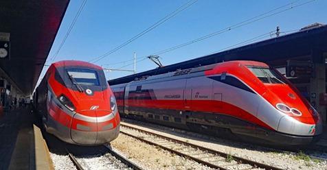 Le Frecciarossa arrive en France : Paris-Milan en 6h