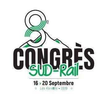 Congrès SUD Rail 16-19 Septembre 2019 : Le JT Jour 1
