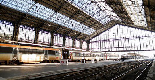 """La gare d'Austerlitz contaminée au plomb, une situation """"extraordinairement grave"""""""