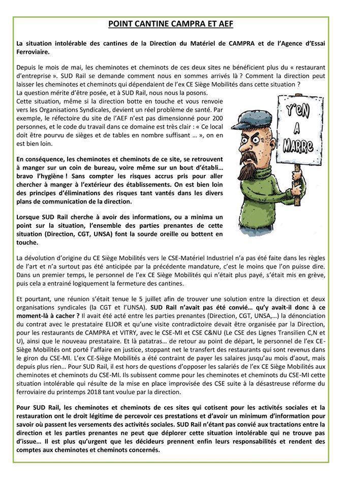 Le petit journal N°6 du CSE Matériel Industriel