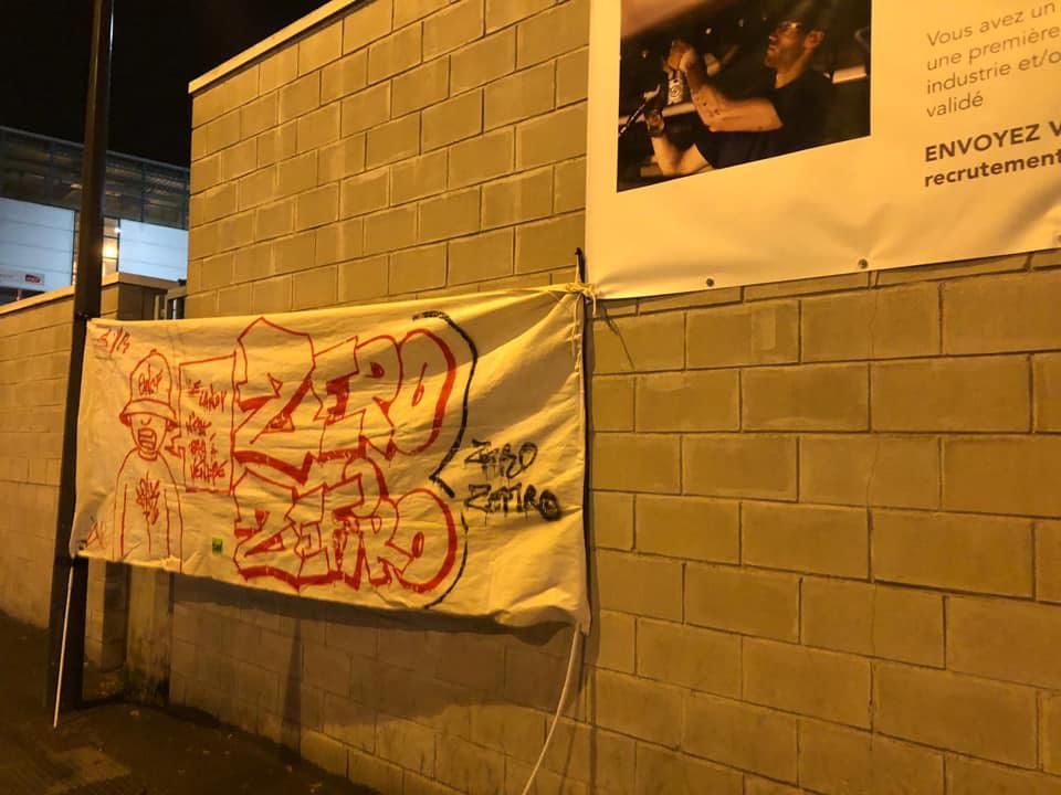 Technicentre le Landy : Homologation ZEFIRO, la lutte continue !