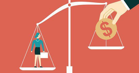 Quand les enfants naissent, les salaires des femmes baissent