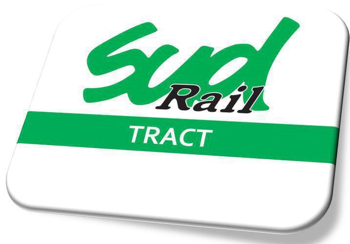 Accident ferroviaire : La direction a assez joué avec la sécurité des cheminots et des usagers !