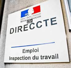 Courrier Inspection du Travail suite au droit de retrait