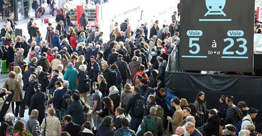 """Sans propositions de la part de la direction de la SNCF, """"on continuera le droit de retrait"""", affirme le syndicat SUD-Rail"""