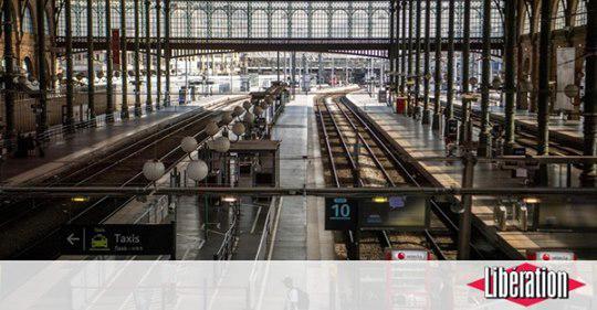 Droit de retrait : deux inspecteurs du travail mettent en garde la SNCF