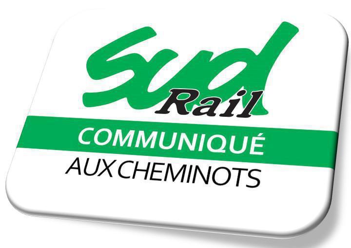 SUD Rail soutient les agents grévistes de la gare Saint Lazare