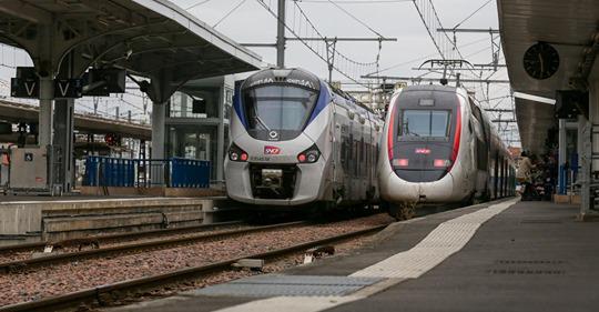 Conflit à la SNCF : l'inspection du Travail pour le retour des contrôleurs