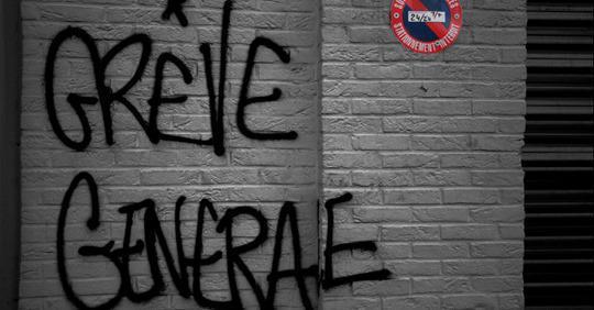 5 décembre : 64 % des Français et 82 % des ouvriers jugent la grève justifiée