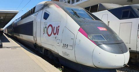 Le trafic TGV Nord très perturbé lundi et mardi par une grève des conducteurs