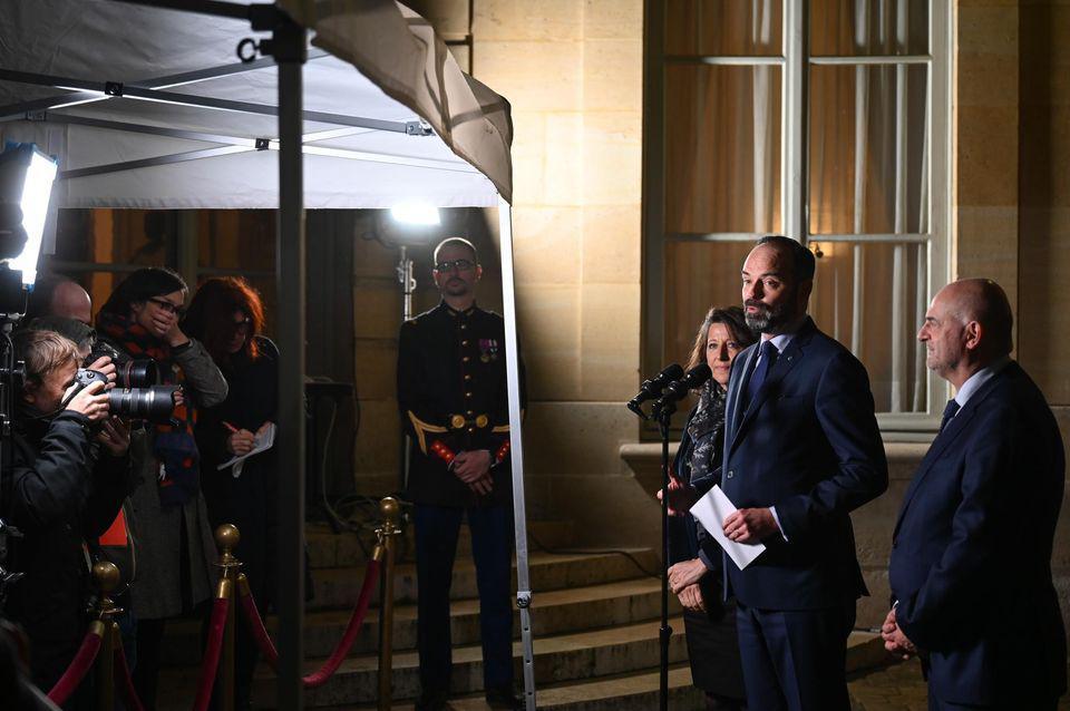 «Retrait» de l'âge pivot : le coup politique de Philippe
