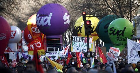 Retraites. L'intersyndicale appelle à une journée de grèves et de manifestations le 20 février