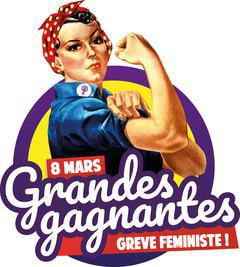 Vidéos : Le patriarcat c'est quoi ? Grève du 8 mars...