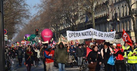 Les syndicats appellent à manifester contre les retraites le 31 mars