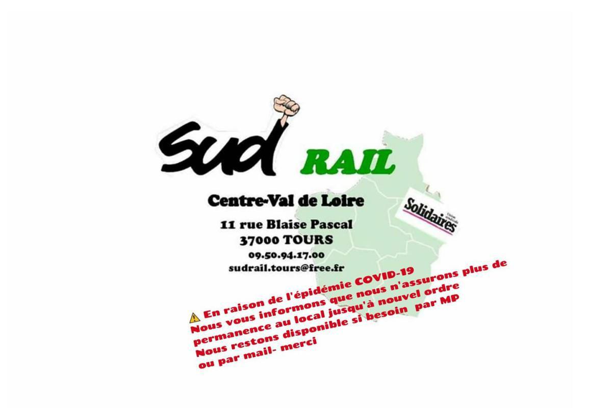 COVID-19 : Info Centre Val de Loire