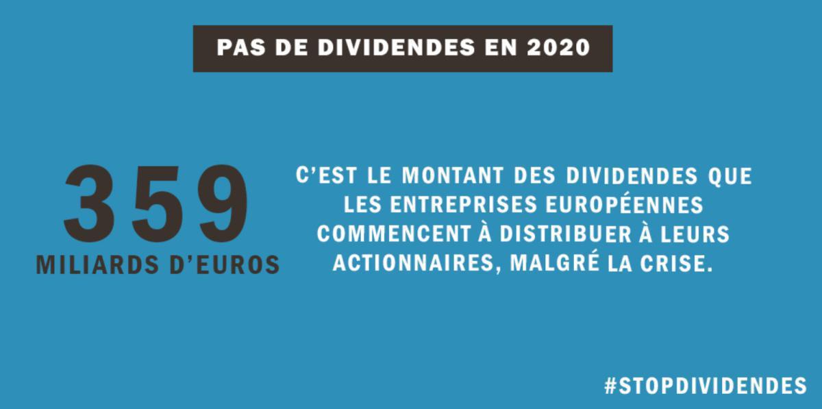 Pas de dividendes en 2020 : le dire c'est bien, le faire c'est mieux