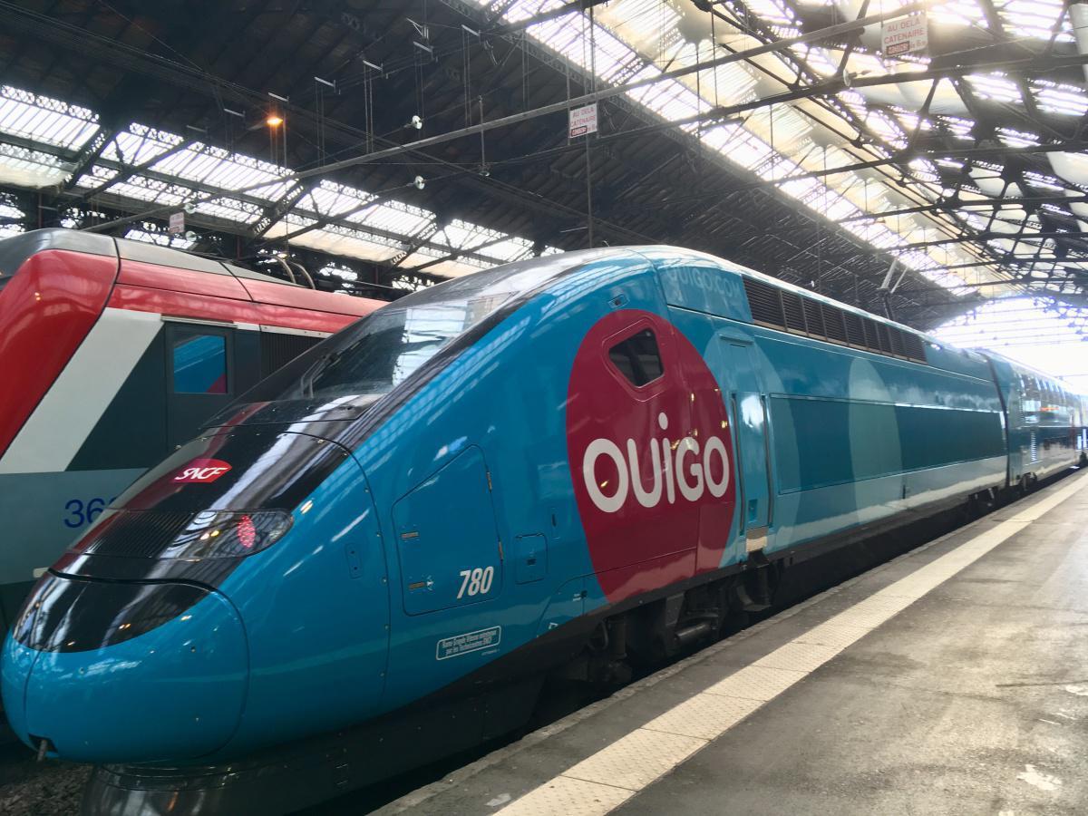 La SNCF signe un accord pour faire rouler en Espagne des TGV de type Ouigo