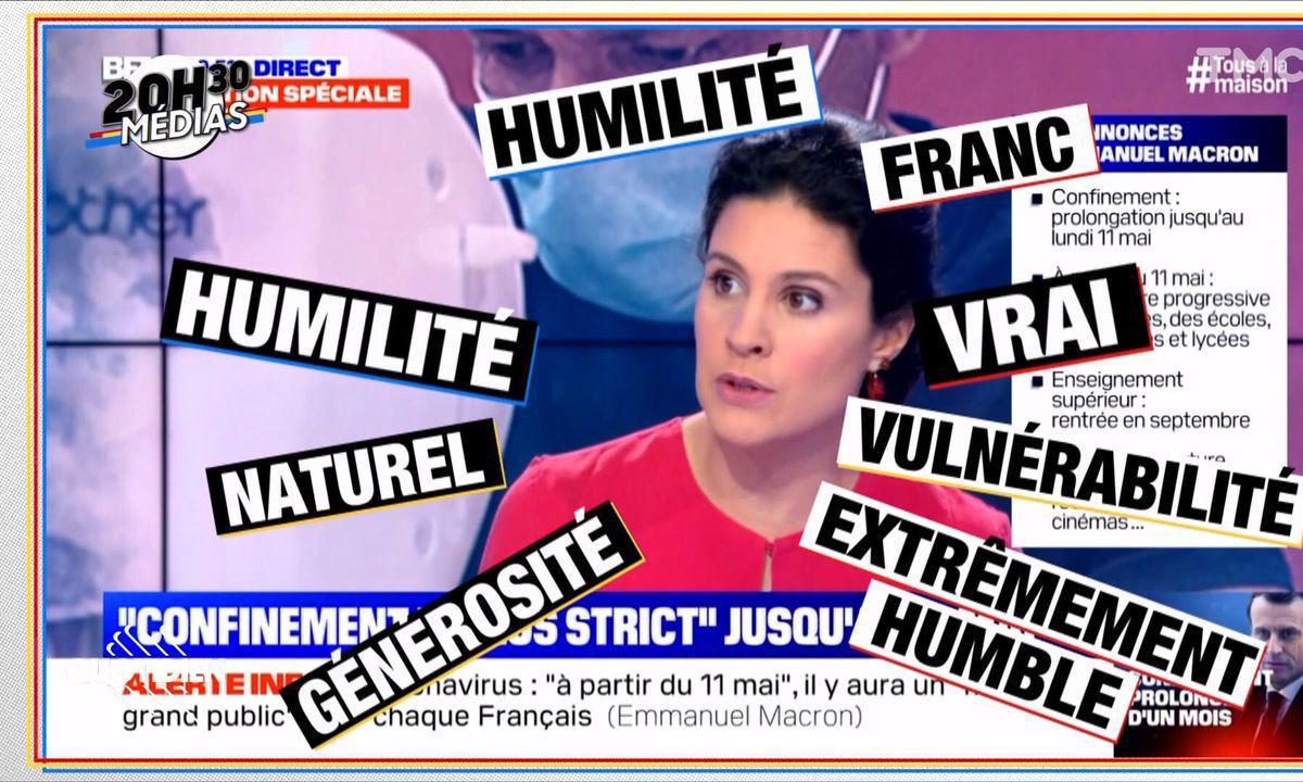 (Vidéo) L'hallucinant débrief de l'allocution d'Emmanuel Macron sur BFMTV