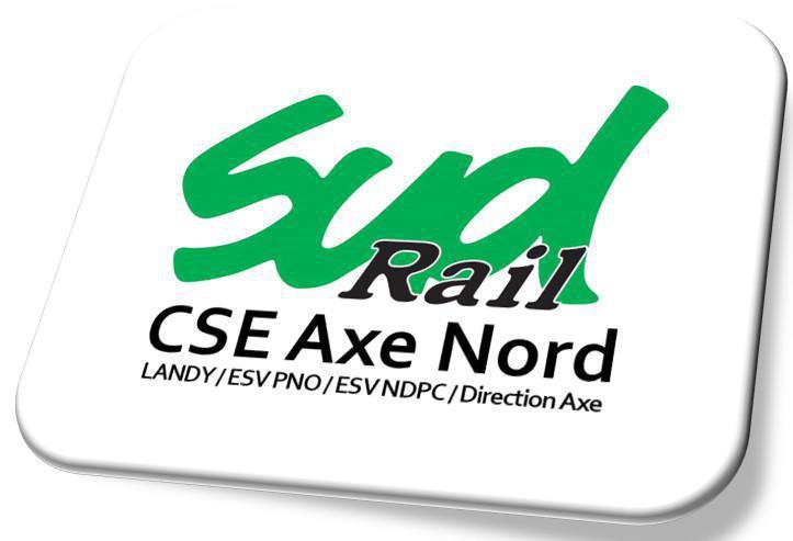 Plan de Reprise d'Activité sur le périmètre du CSE Axe TGV Nord