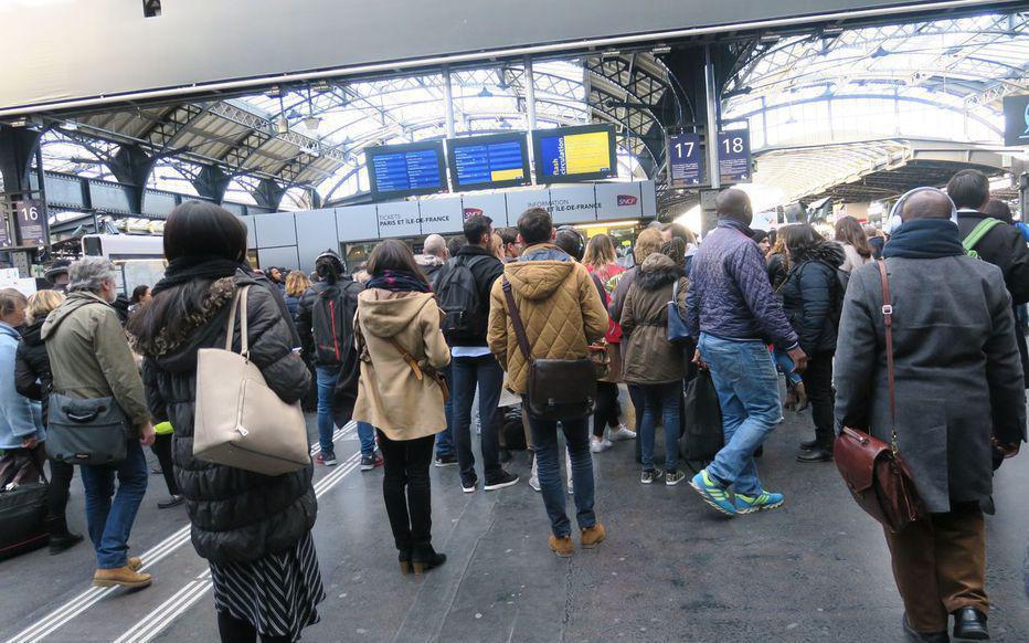SNCF : Quatre syndicats appellent à la grève à Paris Est le lundi 18 mai