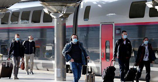 Transports: les trains de la SNCF retrouveront 100% de leurs capacités dès la mi-juin