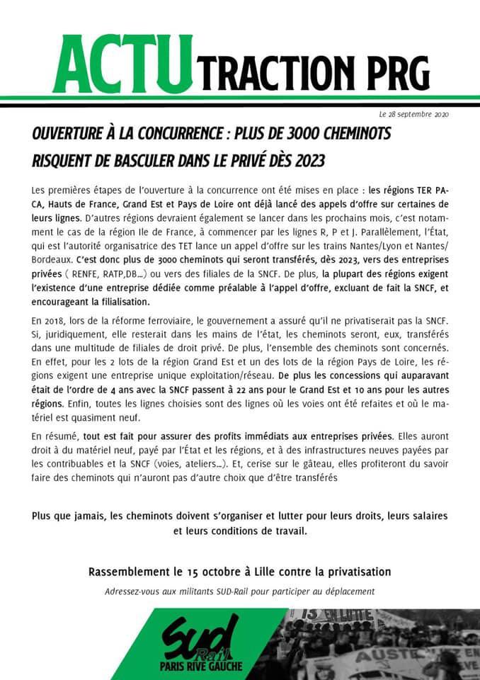 ACTUtraction Paris Rive Gauche